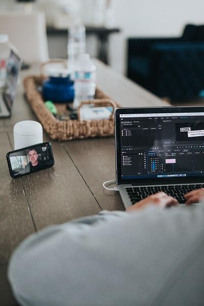Videokonferenz mit Datenschutz